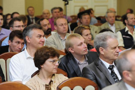 Семинар по геотехнике 2-3 июля 2012 в ПГУПС