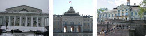 реставрация, геореконструкция, дворцы