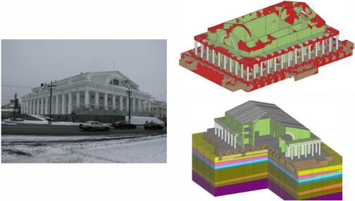 рестоврация, реконструкция, дворец, биржа, петербург