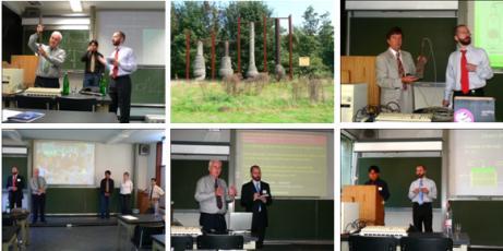 обучение, семинары, мастер классы Геореконструкция, Гент, Ван-Импе